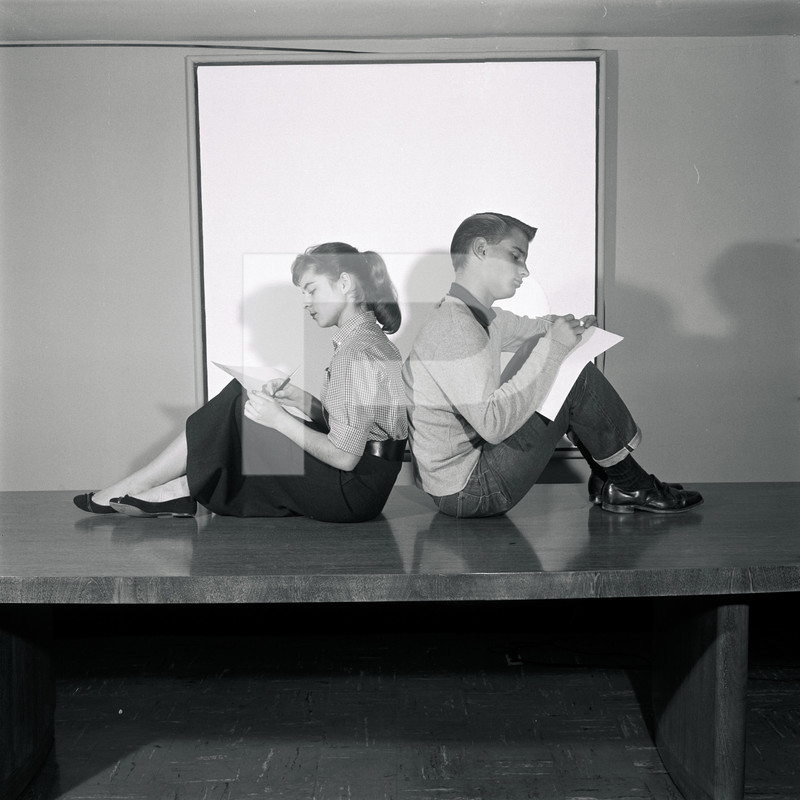 Archives Petersen - 50s & 60s teenager's life 83949110