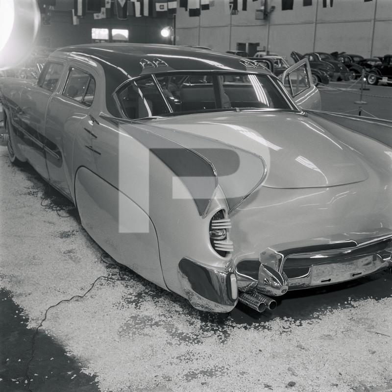 1947 Studebaker - Modern Grecian - Earl Wilson's - George Barris 84130910