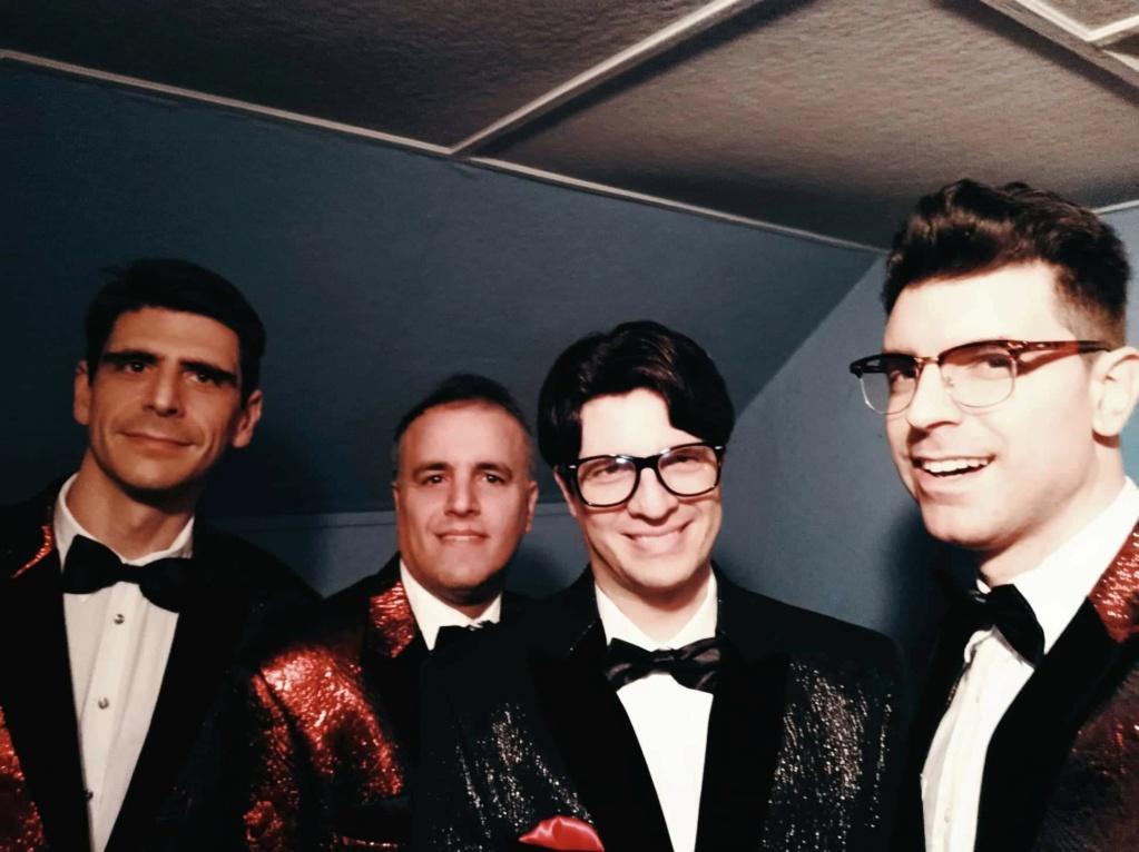 Freddy Velas & the Silvertones -  Italian Doo Wop Band  84135810