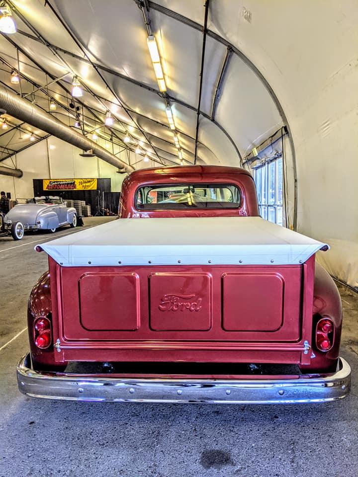 Ford Pick Up 1953 - 1956 custom & mild custom - Page 4 84332710