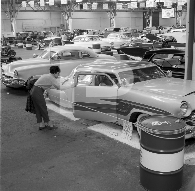 1947 Studebaker - Modern Grecian - Earl Wilson's - George Barris 84496410