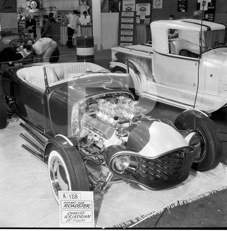 The Emperor - 29 Ford Roadster - Barris Kustoms 84552110