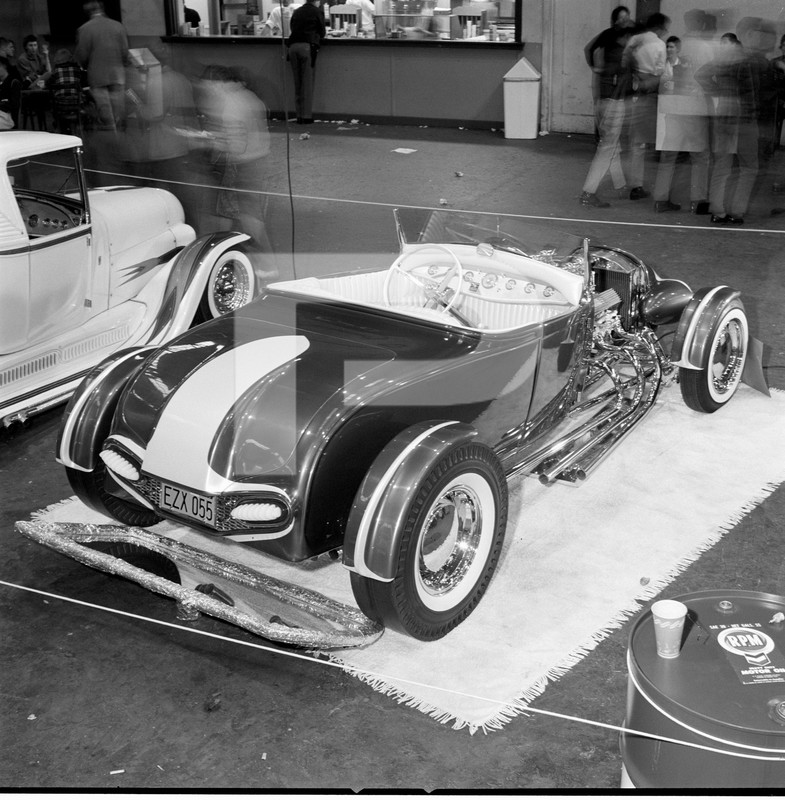 The Emperor - 29 Ford Roadster - Barris Kustoms 84552210