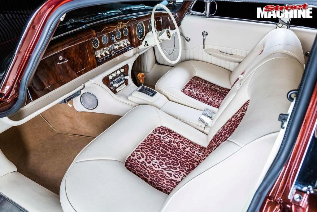 1962 Jaguar MKX Leads led kustom car 84835910