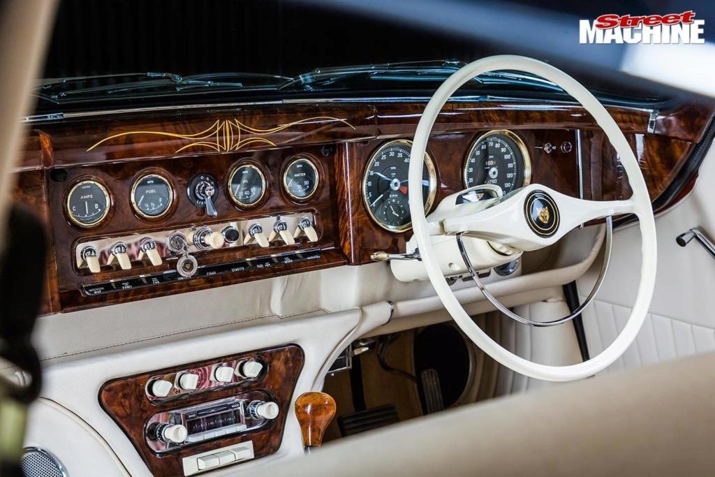1962 Jaguar MKX Leads led kustom car 84881610