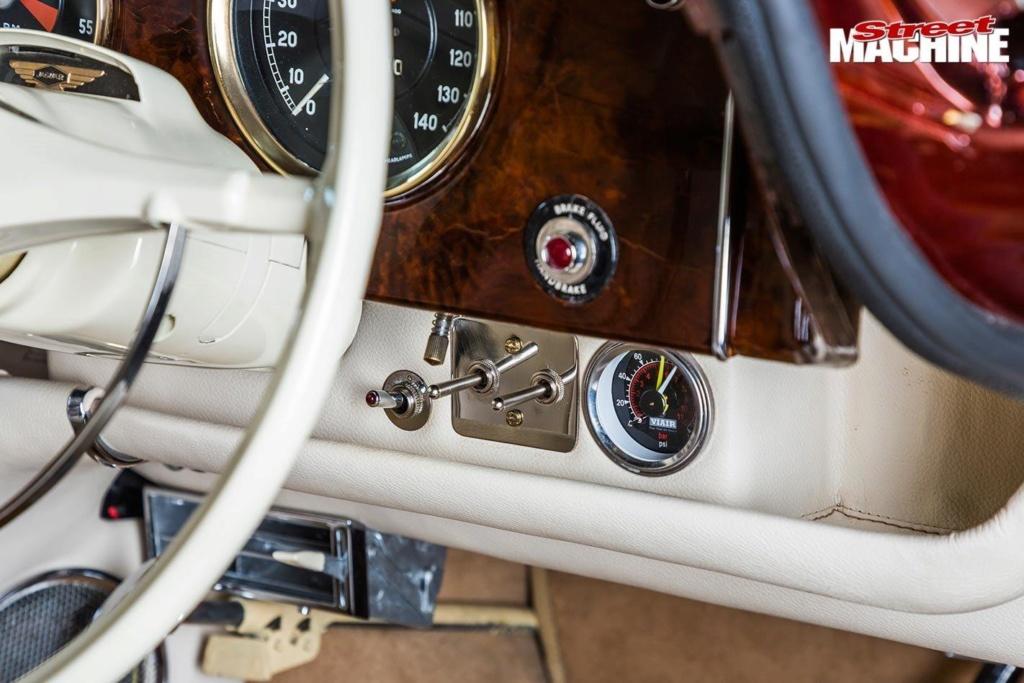 1962 Jaguar MKX Leads led kustom car 84968110