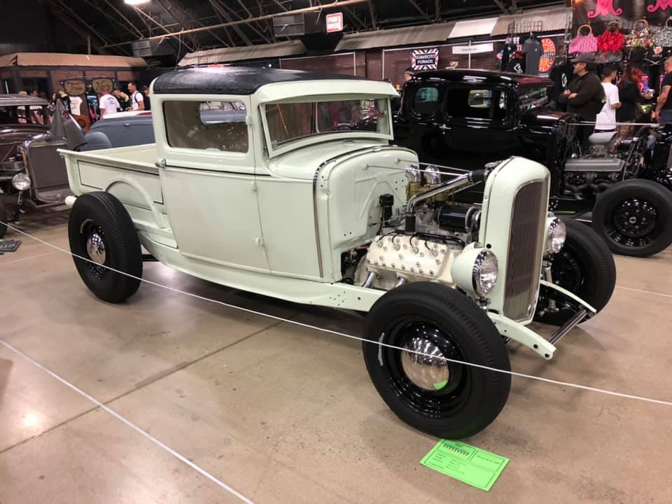 Grand National Roadster Show GNRS - 01 - Janvier 2020 - Page 2 85124910