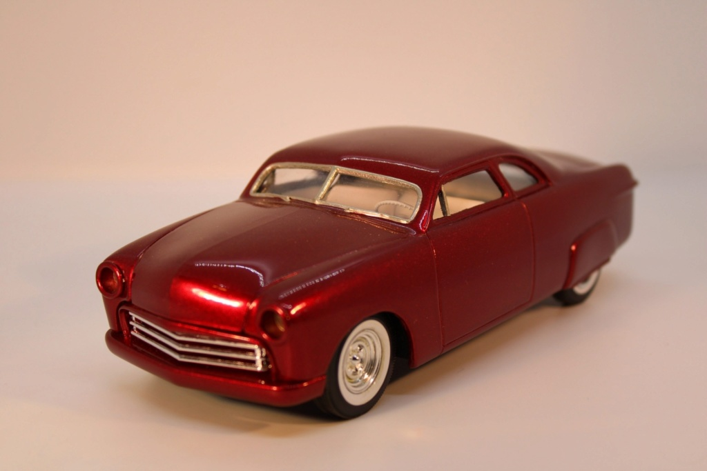 1949 Ford coupe - Customizing kit - Trophie series - 1/25 scale - Amt -  85147310