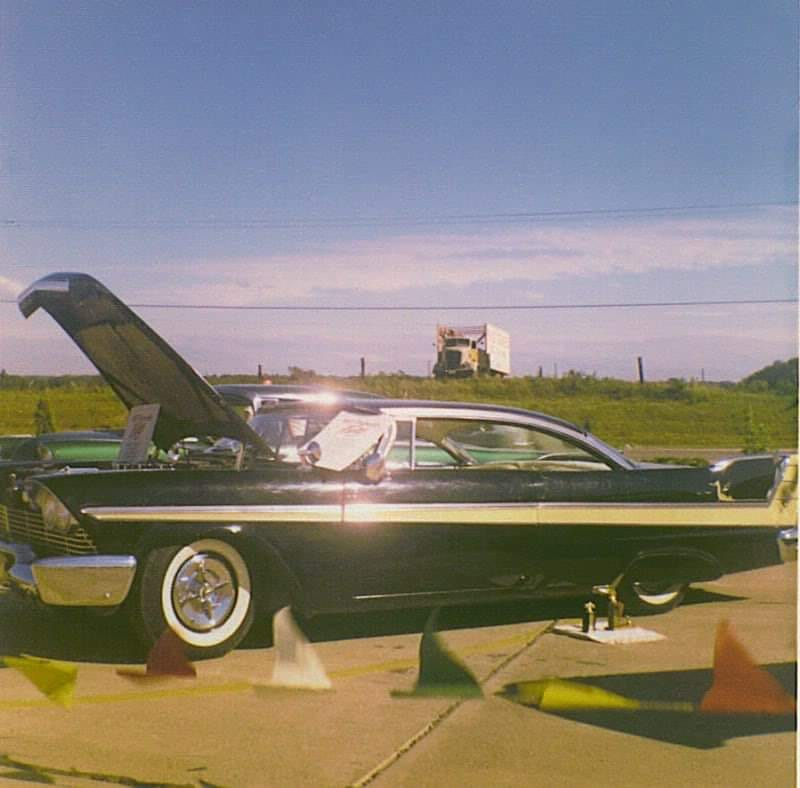 Plymouth  1957 - 1958 custom & mild custom - Page 2 85243810