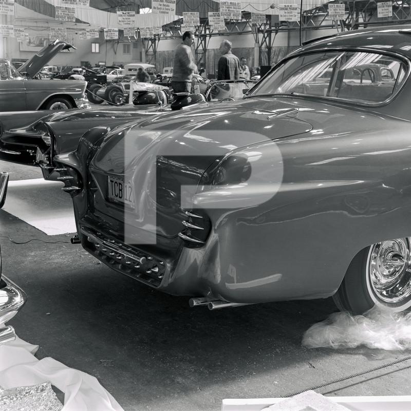 1950 Ford - Dick Fletcher - Gene Winfield 85381910