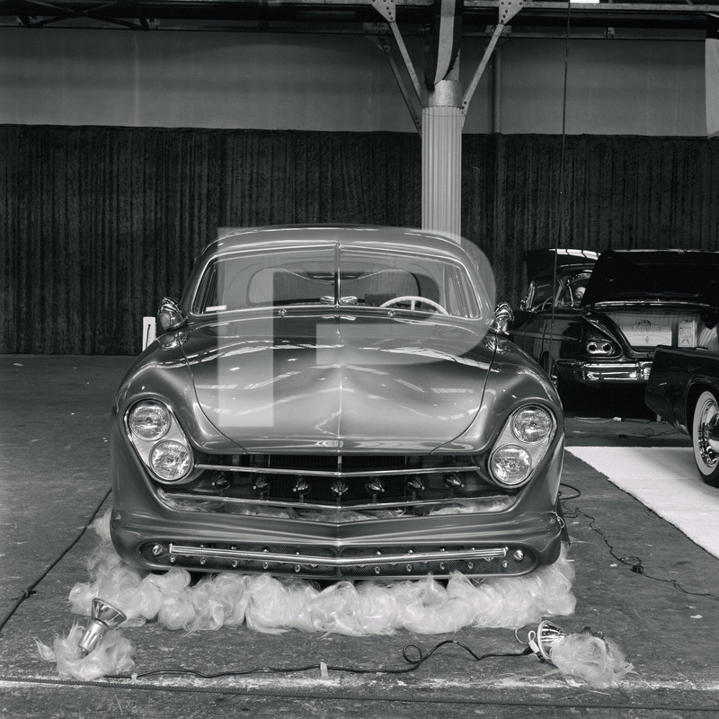 1950 Ford - Dick Fletcher - Gene Winfield 85393110