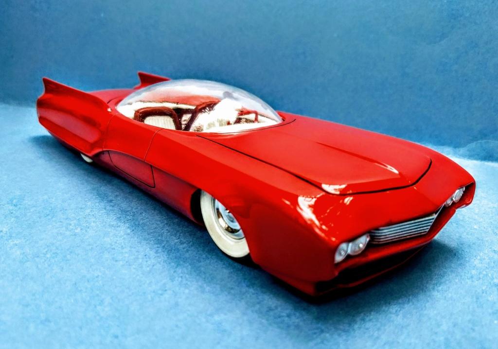 Bill Stillwagon - Model Kit - Kustom car artist 86399910
