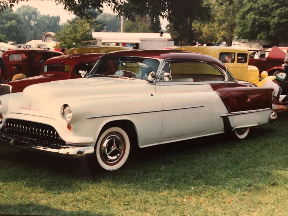 Oldsmobile 1948 - 1954 custom & mild custom - Page 7 86624111