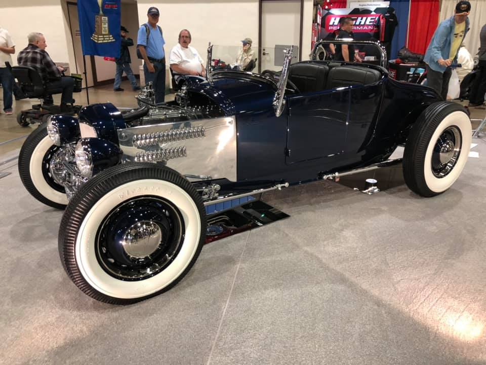 Grand National Roadster Show GNRS - 01 - Janvier 2020 - Page 2 86643410
