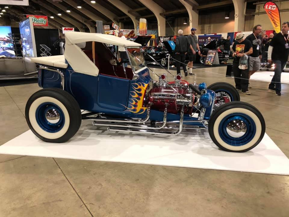 Grand National Roadster Show GNRS - 01 - Janvier 2020 - Page 2 86757011