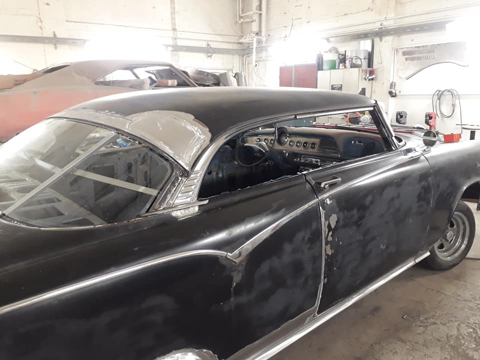 Dodge 1955 - 1956 custom & mild custom 86807710