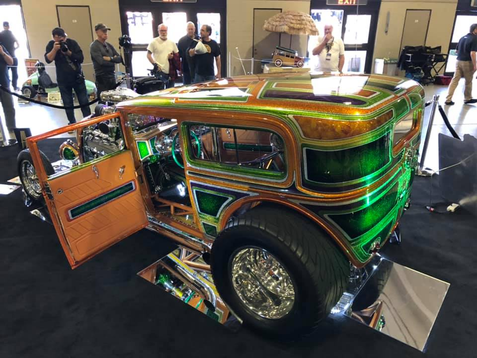 Grand National Roadster Show GNRS - 01 - Janvier 2020 - Page 2 86853611