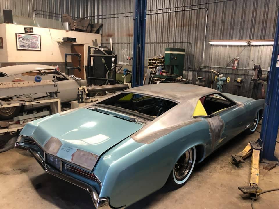 1967 Buick Riviera grand sport kustom - Frank DeRosa Jr. - Tribute to his Father 87064210