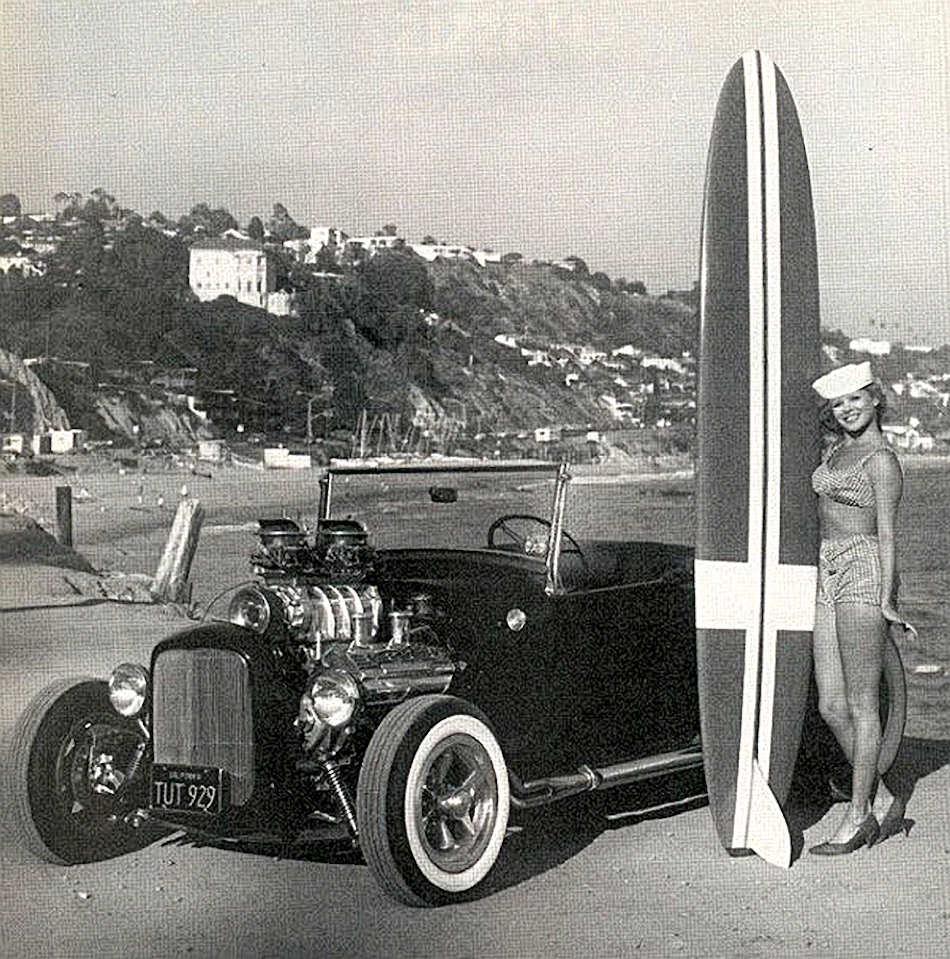 "Hot rod in street - Vintage pics - ""Photos rétros"" -  - Page 6 87154210"