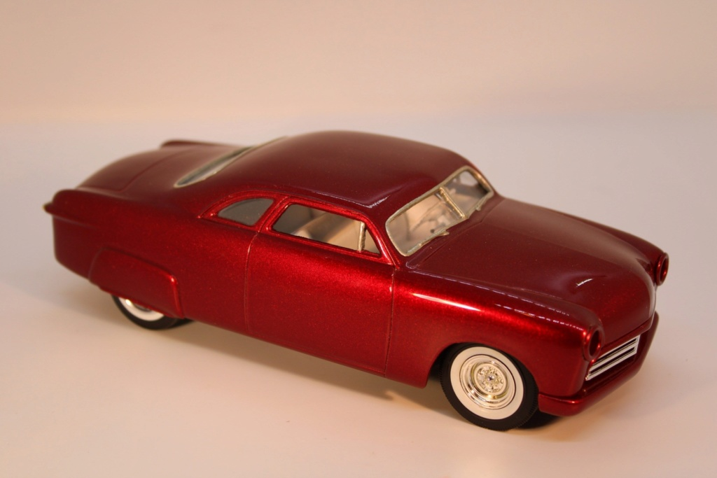1949 Ford coupe - Customizing kit - Trophie series - 1/25 scale - Amt -  87384910