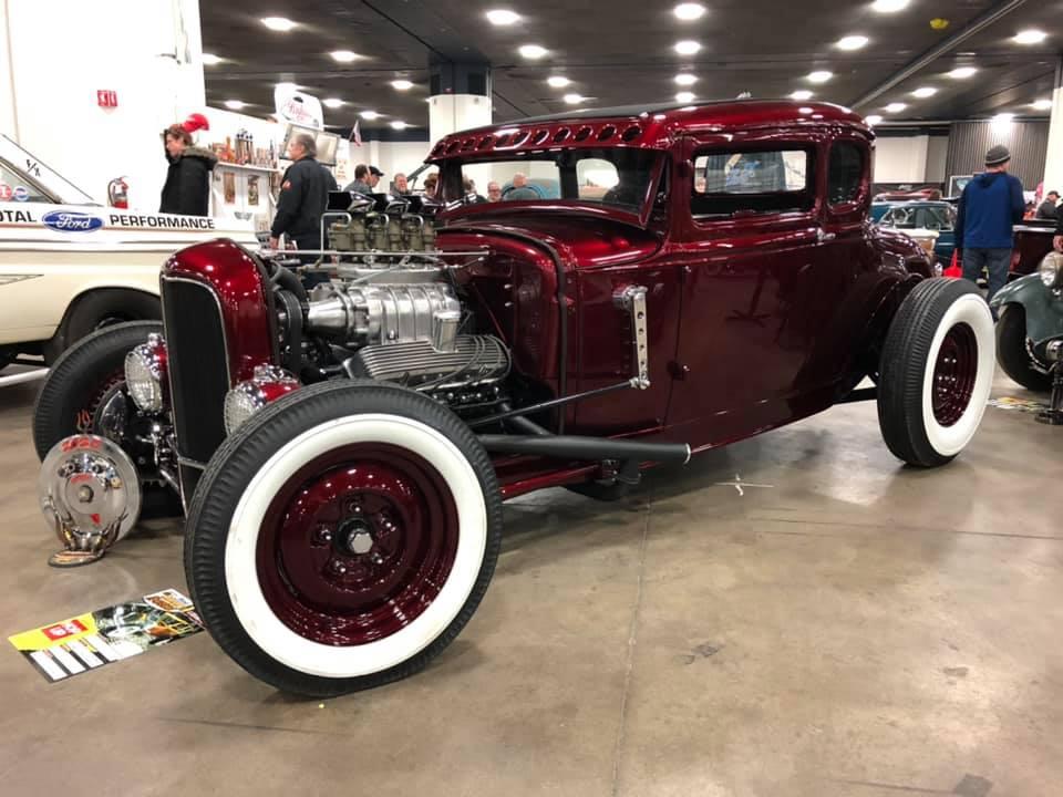 World of Wheels - chicago 2020 87825011