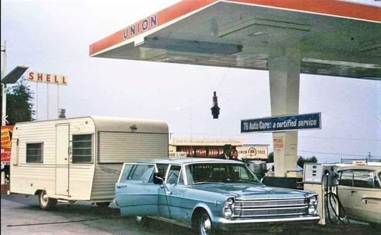 Vintage pics - Caravaning et retro camping - Vintage trailer & van 87826810