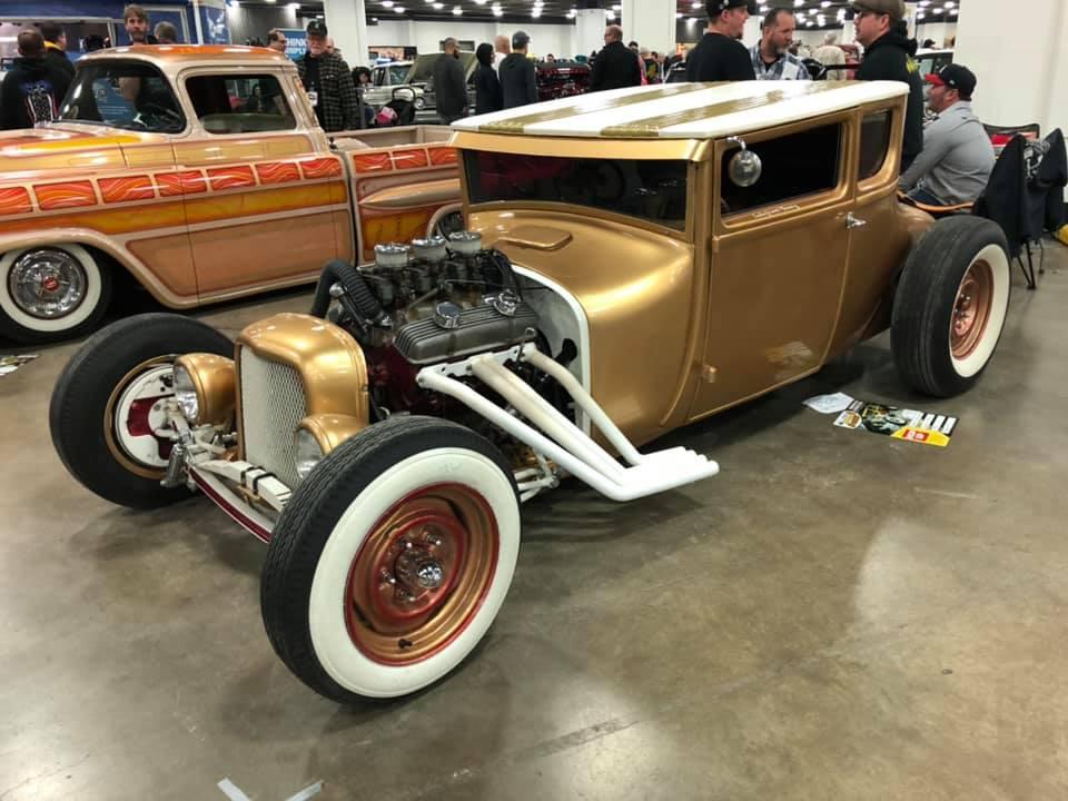 World of Wheels - chicago 2020 87831811