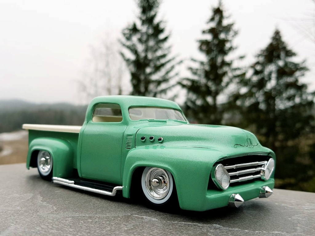 1953 Ford f100 - Customizing Kit trophie series 88212610