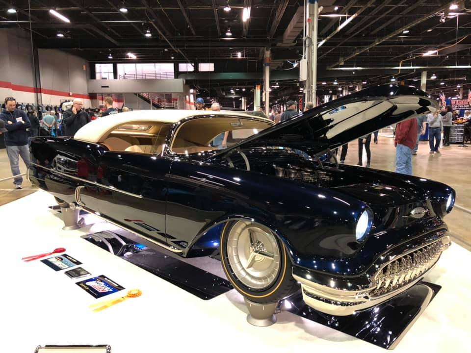 Grand National Roadster Show GNRS - 01 - Janvier 2020 - Page 2 88310410