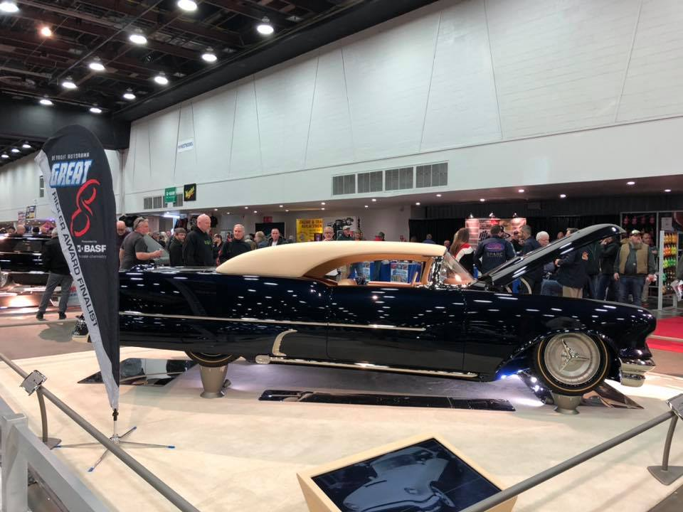 Grand National Roadster Show GNRS - 01 - Janvier 2020 - Page 2 88959110