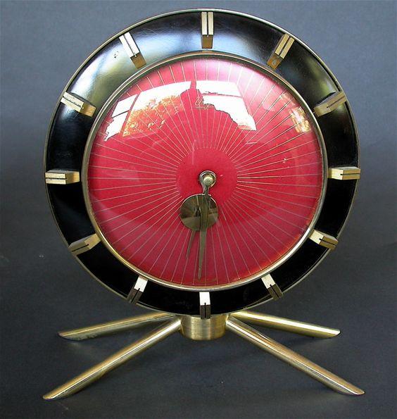 Horloges & Reveils fifties - 1950's clocks - Page 4 89036410