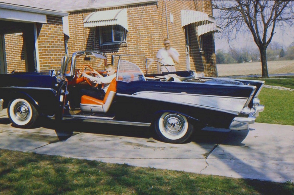 fifties & early sixties cars in situation - Vintage pics - Page 3 89381810