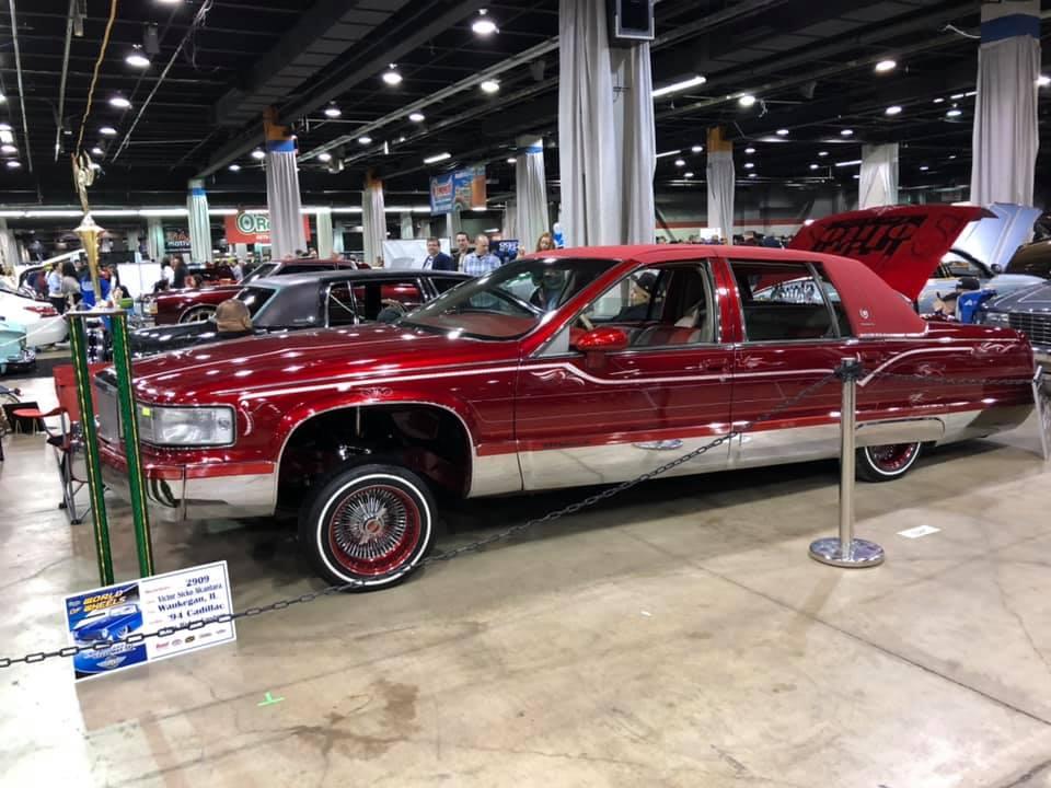 World of Wheels - chicago 2020 89484610