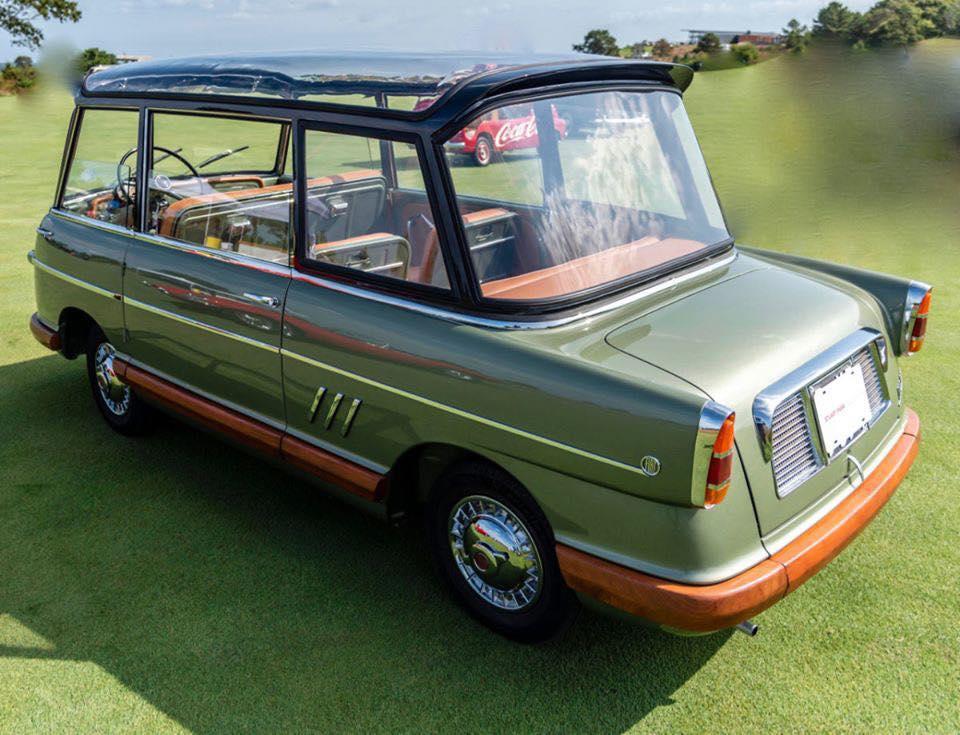1958 Fiat 600 Multipla Mirafiori. 89542010