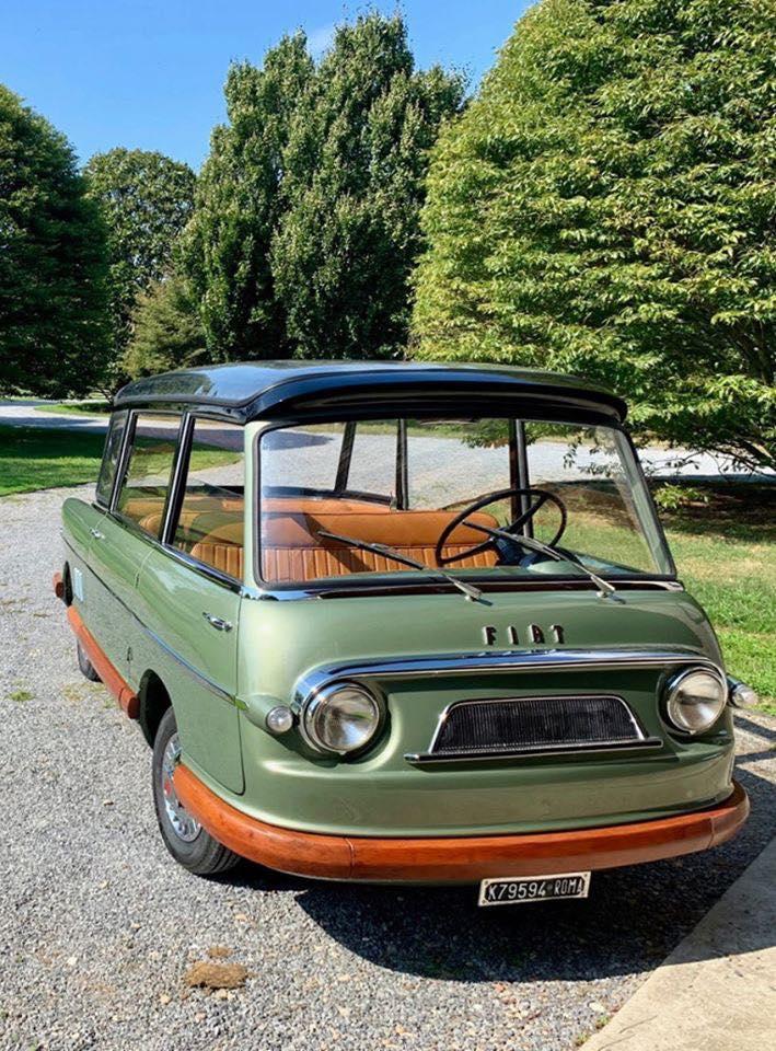 1958 Fiat 600 Multipla Mirafiori. 89584110