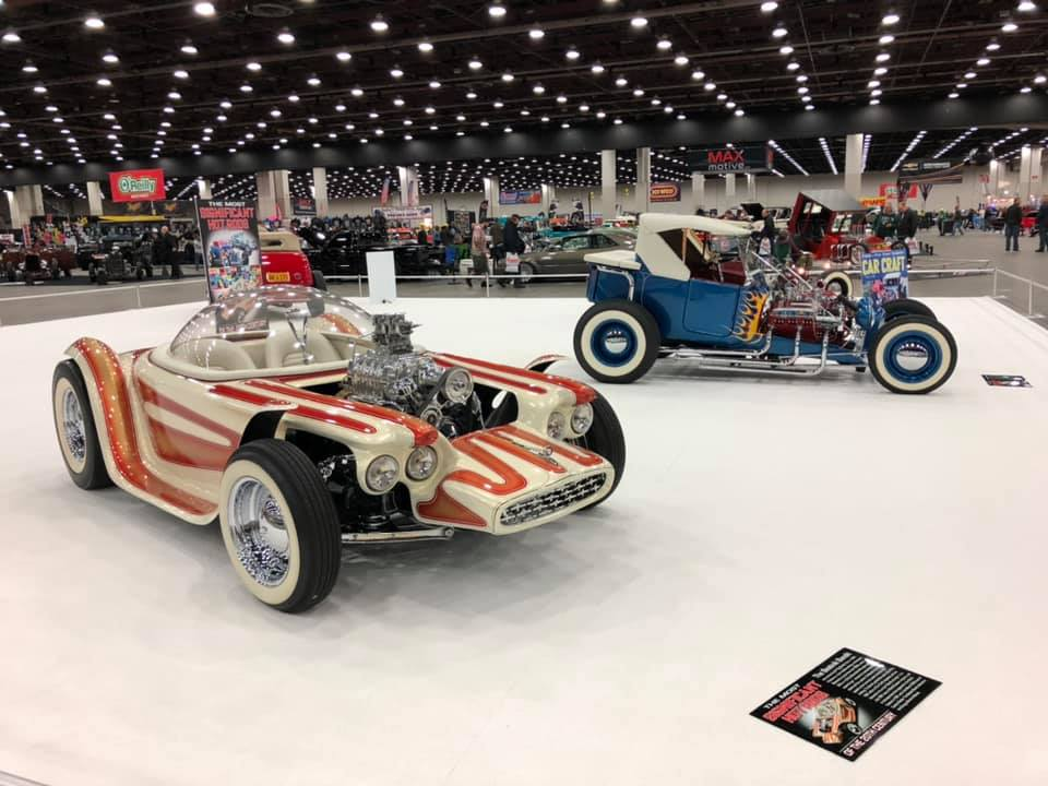 World of Wheels - chicago 2020 89830510