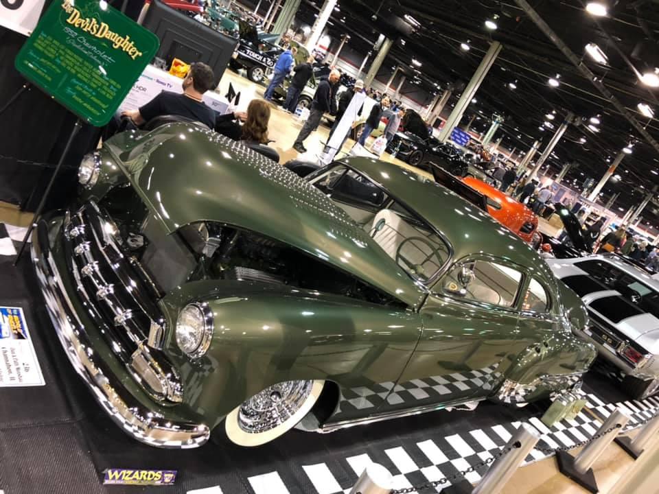 World of Wheels - chicago 2020 89892110