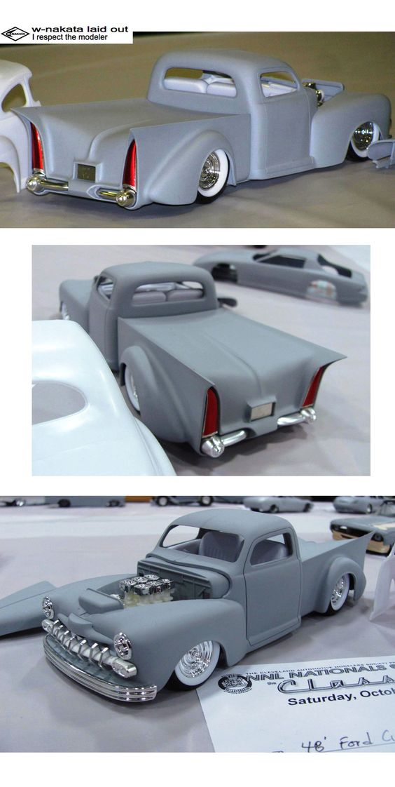Model Kits Contest - Hot rods and custom cars - Page 2 89df9310