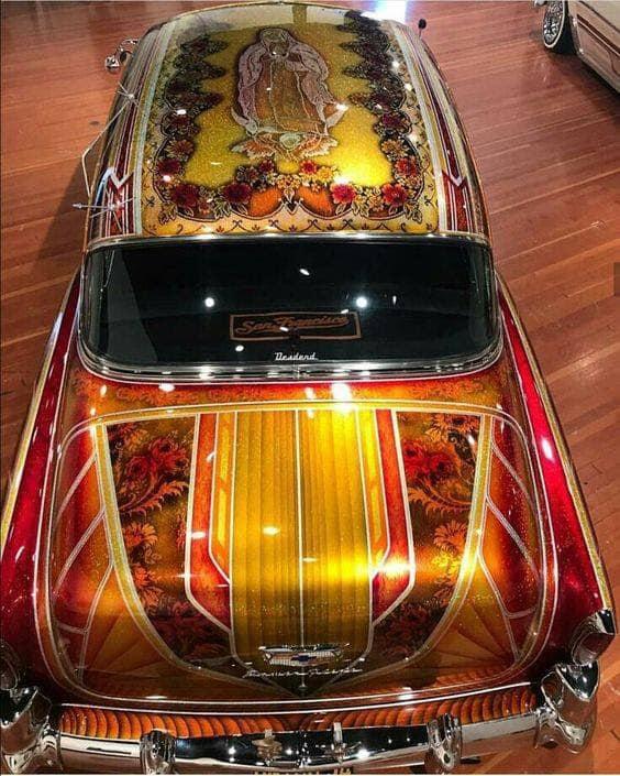 auto's crazy paint - peinture de fou sur carrosseries - Page 2 90025010