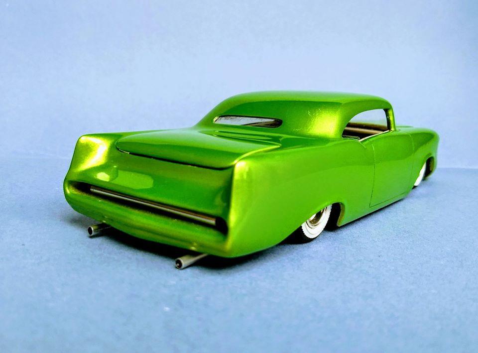 Bill Stillwagon - Model Kit - Kustom car artist - Page 3 90055510