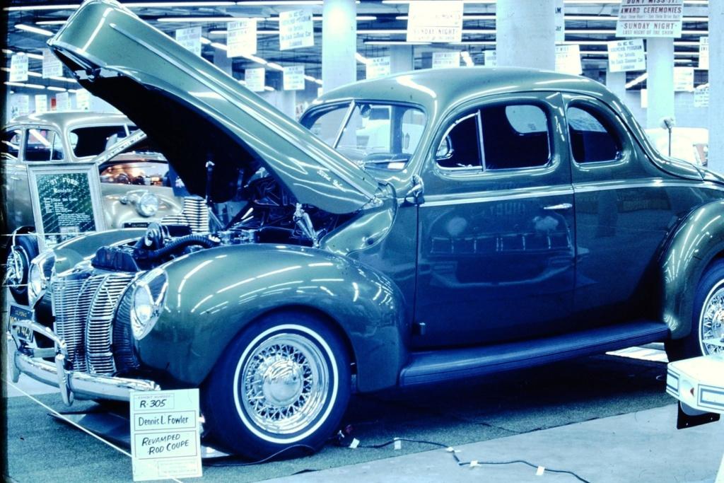 Oakland Roadster Show 1969 - Ron Brooks Pics 90096910
