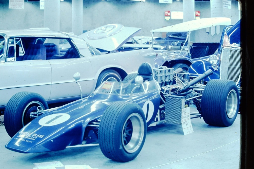 Oakland Roadster Show 1969 - Ron Brooks Pics 90106310