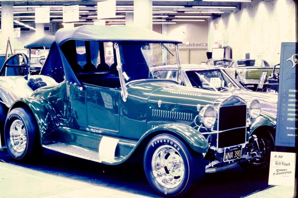 Oakland Roadster Show 1969 - Ron Brooks Pics 90226610