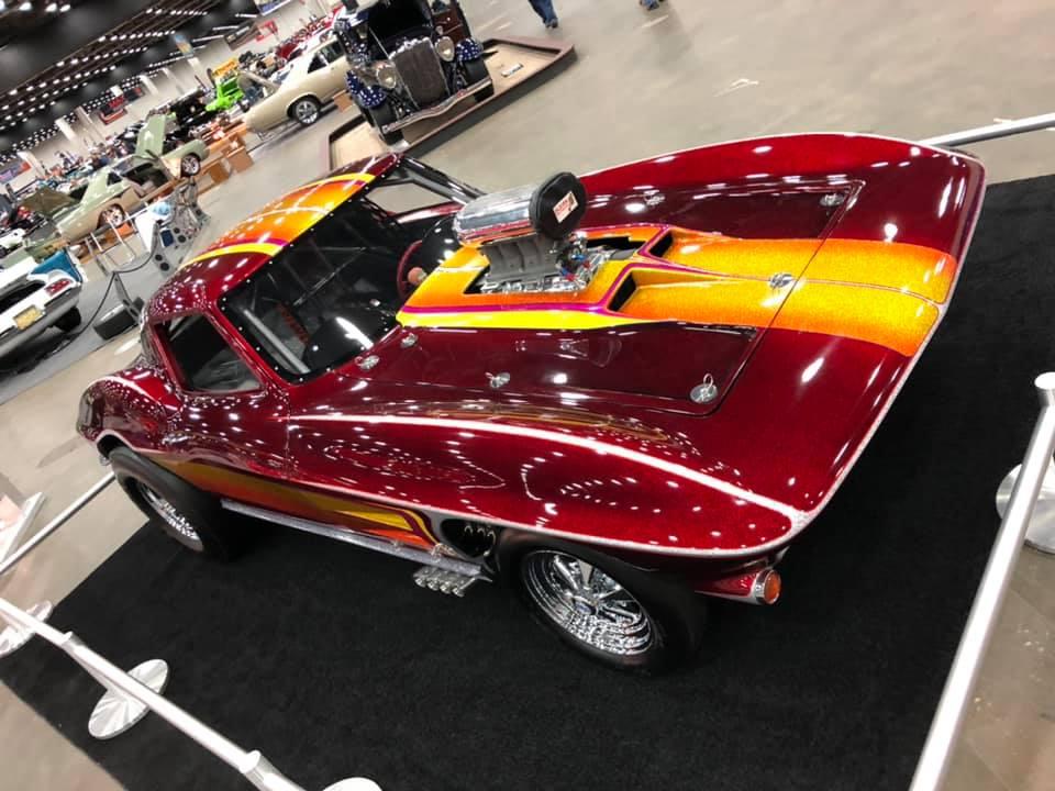 1960's GM gasser 90253011