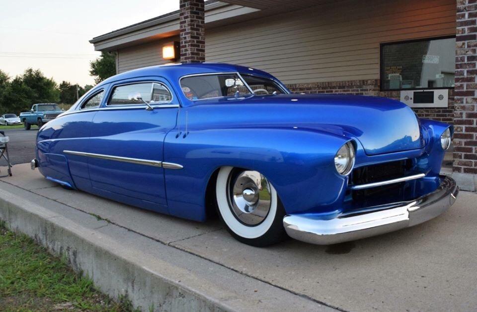 Mercury 1949 - 51  custom & mild custom galerie - Page 33 90275710