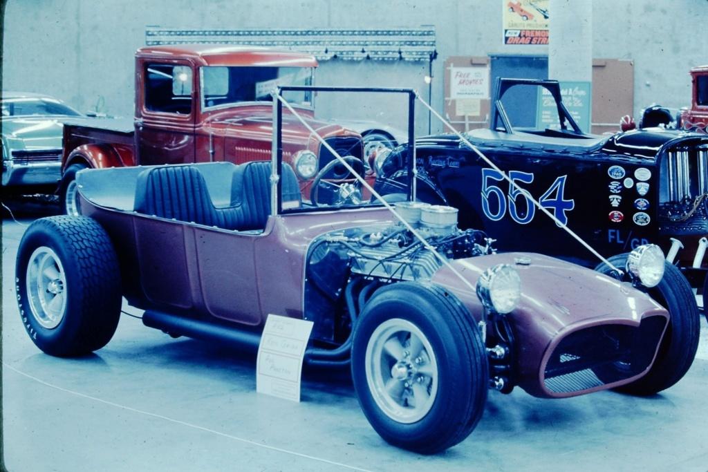 Oakland Roadster Show 1969 - Ron Brooks Pics 90356510