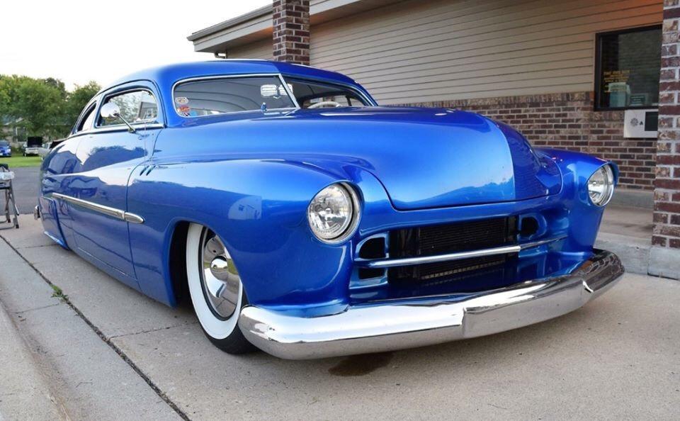 Mercury 1949 - 51  custom & mild custom galerie - Page 33 90368510