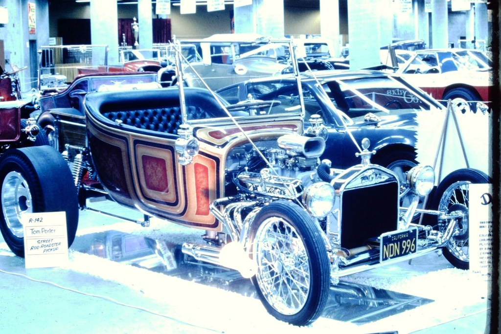 Oakland Roadster Show 1969 - Ron Brooks Pics 90389110