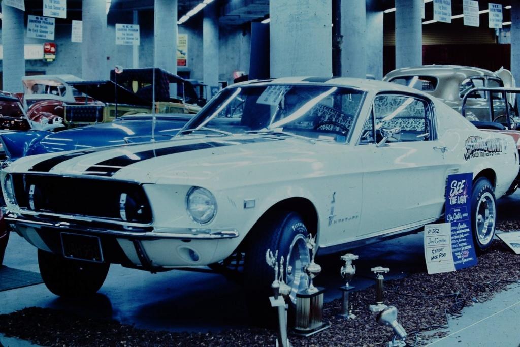 Oakland Roadster Show 1969 - Ron Brooks Pics 90433610