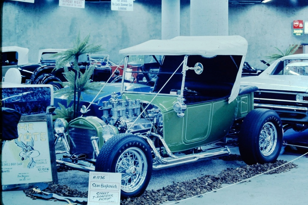 Oakland Roadster Show 1969 - Ron Brooks Pics 90529110